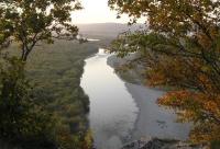 Завершена разработка сплава по красивейшей реке Лымница в Карпатах
